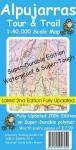 Apujarras Tour And Trail Super Durable Map (2nd Ed. Tour & Trail Maps) - David Brawn, Ros Brawn