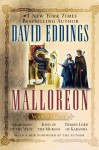 The Malloreon, Vol. 1: Guardians of the West, King of the Murgos, Demon Lord of Karanda - David Eddings