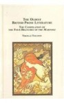 The Oldest British Prose Literature: The Compilation of the Four Branches of the Mabinogi - Nikolai Tolstoy, Nicolas Jacobs