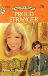 Proud Stranger - Rebecca Stratton