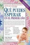 Que Puedes Esperar en el Primer Ano (Spanish Edition) - Heidi Murkoff, Sharon Mazel
