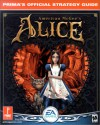 American McGee's Alice: Prima's Official Strategy Guide - Greg Kramer, Prima Publishing