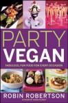 Party Vegan - Robin Robertson
