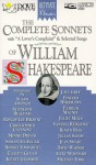"""The Complete Sonnets of William Shakespeare: With """"A Lover's Complaint"""" and Selected Songs - Elliot Gould, Vanessa Redgrave, William Shakespeare"""
