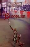 Bloodline (Lands of Ayrenia Chronicles: The Bloodline Saga, #1) - Katie Thornton-K.