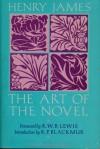 The Art of the Novel - Henry James