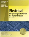 Electrical Discipline-Specific Review for the FE/EIT Exam - Robert Angus, Michael R. Lindeburg, Robert Angus, Michael R. Lindeburg