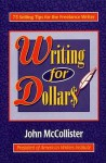 Writing for Dollars - John McCollister