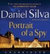 Portrait of a Spy - Simon Vance, Daniel Silva