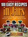 100 Easy Recipes in Jars - Bonnie Scott