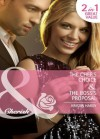 The Chef's Choice / The Boss's Proposal (Mills & Boon Cherish): The Chef's Choice / The Boss's Proposal - Kristin Hardy