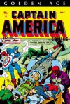 Golden Age Captain America Omnibus, Vol. 1 - Joe Simon, Jack Kirby, Stan Lee, Al Avison