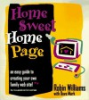 Home Sweet Home Page - Robin P. Williams, Dave Mark