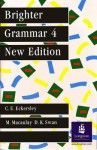 Brighter Grammar Bk. 4 (Blueprint Series) (Bk.4) - C.E. Eckersley