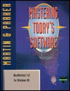 Mastering Today's Software WordPerfect 7.0 for Windows 95 - Edward G. Martin, Charles S. Parker