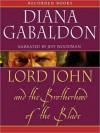 Lord John and the Brotherhood of the Blade (Lord John Grey Series) - Jeff Woodman, Diana Gabaldon