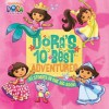 Dora's 10 Best Adventures - Nickelodeon