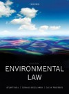 Environmental Law - Donald McGillivray, Ole Pedersen, Stuart Bell