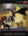 Dark Champions The Animated Series - Allen Thomas