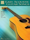 Easy Acoustic Guitar Songs - Hal Leonard Publishing Company