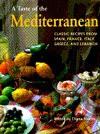 Taste of the Mediterranean - Diana Vowles