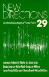 New Directions 29: An International Anthology of Prose & Poetry - James Laughlin, Fredrick R. Martin, Peter Glassgold
