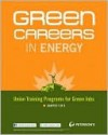 Learn More About the Green Energy Economy - Peterson's, Peterson's