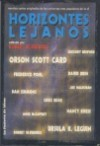 Horizontes Lejanos - Orson Scott Card, Ursula K. Le Guin, Dan Simmons, Robert Silverberg