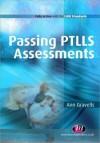 Passing Ptlls Assessments (Lifelong Learning Sector) - Ann Gravells, Gravells