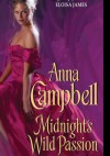 Midnight's Wild Passion - Anna Campbell