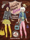 Thrift Store Diva Paper Dolls - Charlotte Whatley