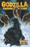 Godzilla: Kingdom of Monsters Volume 2 - Tracy Marsh, Eric Powell