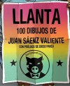 Llanta: 100 dibujos de Juan Sáenz Valiente - Juan Sáenz Valiente, Diego Parés