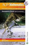 Aqa Mathematics: Homework Book: For Gcse - June Haighton, Steve Lomax, Andrew Manning, Chris Sherrington, Mark Willis, Anne Haworth, Jan Johns, Kathryn Scott, Paul Metcalf