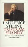 Leben und Meinungen von Tristram Shandy Gentleman (insel taschenbuch) - Laurence Sterne