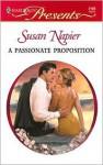 A Passionate Proposition - Susan Napier