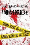 An Experiment in Homicide - Adam P. Lewis