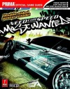 Need for Speed: Most Wanted (Prima Official Game Guide) - Brad Anthony, Prima Publishing