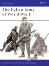 The Italian Army of World War I - David Nicolle