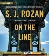 On the Line (Lydia Smith & Bill Chin, #10) - S.J. Rozan, William Dufris