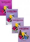 Bastien Piano Basics Set (Piano, Theory, Performance, Technic, Level 1, 4 Book Set) - James Bastien, Jane Bastien