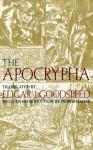 Apocrypha - Edgar J. Goodspeed, Moses Hadas