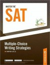 Master SAT Writing Strategies - Peterson's, Peterson's