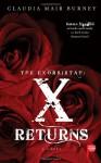X Returns - Claudia Mair Burney