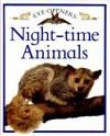 Night Time Animals - Aladdin Paperbacks
