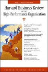 Harvard Business Review on the High-performance Organization - Harvard Business School Press, Harvard Business School Press