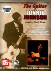 The Guitar of Lonnie Johnson [With 3 CDs] - Woody Mann