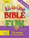 All In One Bible Fun Heroes Of Bible Elementary - Abingdon Press