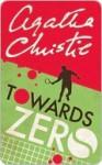 Towards Zero - Agatha Christie
