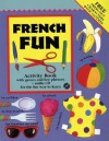 French Fun Book & CD Pack - Catherine Bruzzone, Lone Morton, Louise Comfort